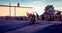 311th Farewell Parade, Preparing for the Ft. General