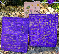 RIP Prince, Signatures, We Love You, May 6, 2016